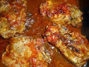 Recette Cotes d agneau aux épices grillées au four