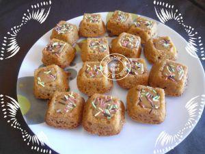 Recette Bouchées à la fève de tonka et spéculoos