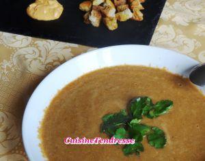 Recette Soupe d'éperlans