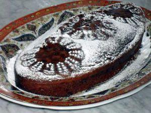 Recette Gâteau au chocolat et aux dattes