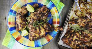 Recette Cuisses de poulet jerk