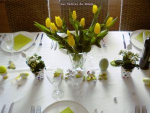 Recette Ma table de Pâques Green Lemon et mon menu de Pâques 2019