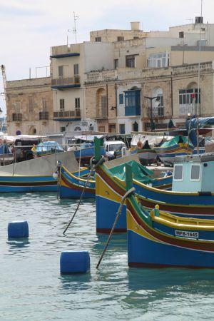 Recette Marsaxlokk, côte est de Malte