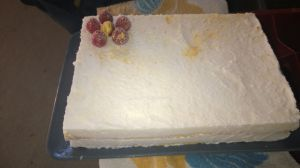 Recette Gâteau poire