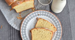 Recette Cake au mascarpone