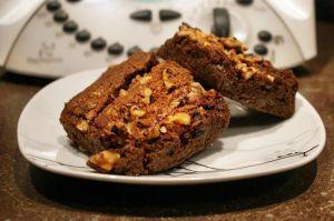 Recette Du jour: Brownie aux noisettes  au thermomix de Vorwerk