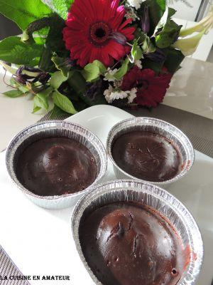 Recette Gâteau chocolat au Cookéo