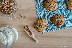 Recette Cookies Levain Bakery
