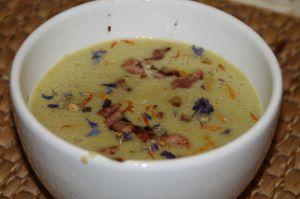 Recette Soupe de pois cassés au Cookéo