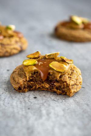 Recette Cookies Pistache