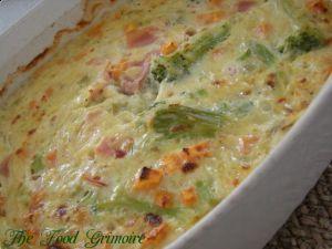 Recette Frittata aux patates douces