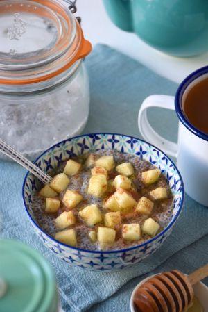 Recette Porridge addict – Porridge de chia facile