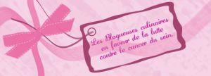 Recette Ruban rose et choux à la crème rose