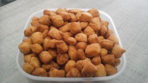 Recette Croquettes camerounaises