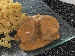 Recette Filet mignon de porc au boursin COOKEO