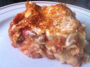 Recette Lasagnes à la napolitaine