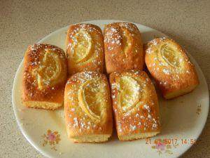 Recette Mini cakes au citron