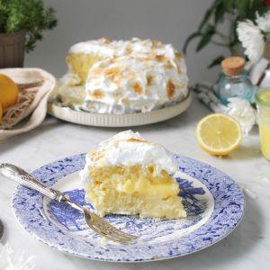 Recette Gâteau Meringué au Citron
