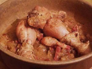 Recette Poulet limonia - recette de poulet au citron