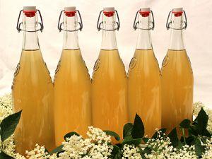 Recette Limonade aux Fleurs de Sureau