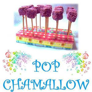 Recette Pop Chamallow