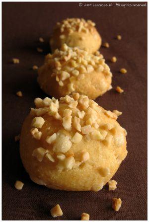 Recette Friandises à la pâte d'amandes