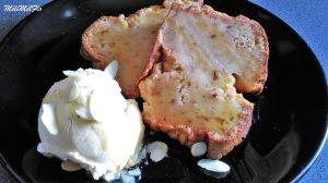Recette Pouding au pain ou à la brioche ou au pain au lait