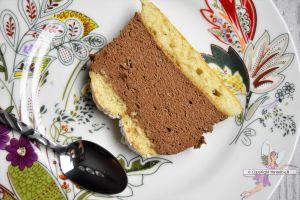 Recette Terrine au chocolat et aux biscuits à la cuillère