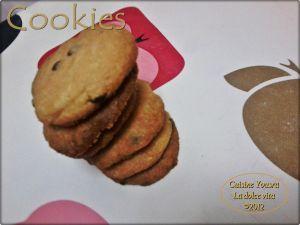 Recette Cookies