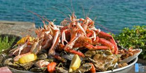 Recette Préparer un plateau de fruits de mer