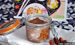 Recette Bio : pâte à tartiner maison à la cacahuète et aux noisettes