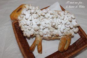 Recette Pain mouton