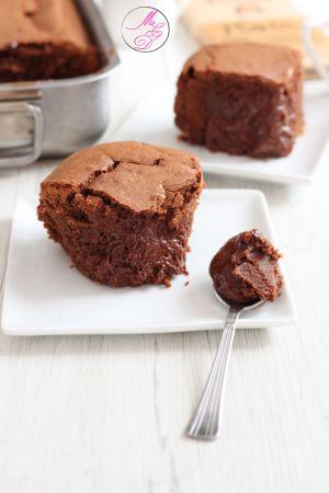Recette Fondant au chocolat « allégé »