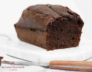 Recette Cake Chocolat (Alain Ducasse)