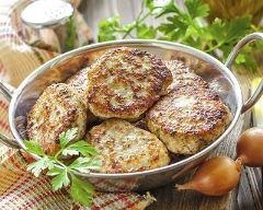 Recette Croquette de poulet et gouda