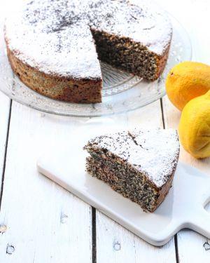 Recette Mon gâteau au yaourt au pavot