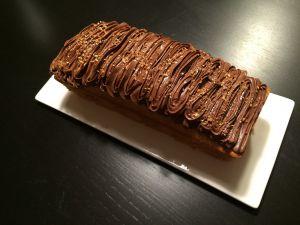 Recette Cake nutella