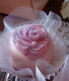 Recette M'khabez rose pour un Octobre rose