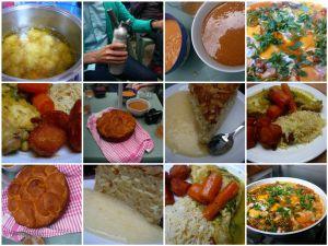Recette Repas juif sépharade - Sephardi Jewish meal