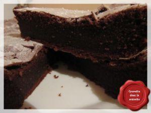 Recette Du chocolat, toujours du chocolat