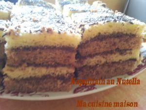 Recette Napolitain au Nutella