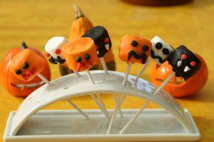 Recette Chamallows monstres d'Halloween