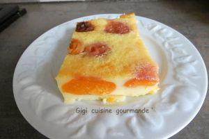 Recette Cuajada aux abricots frais