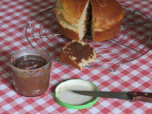 Recette Pâte à tartiner au chocolat au lait