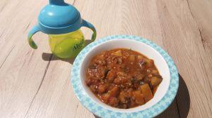 Recette Petits pots façon moussaka (12 mois)