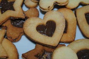 Recette Sablés nutella