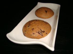 Recette Cookies au Nesquik et aux pépites de chocolat