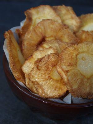 Recette Chips de Panais
