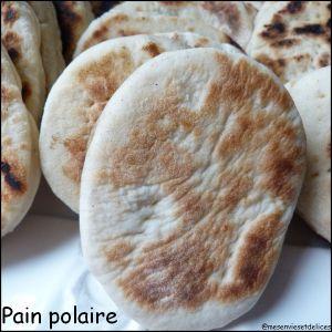 Recette Pain polaire ou pain suédois souple