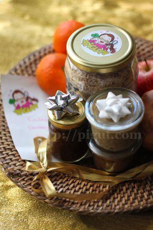 Recette Cadeau Gourmand Fait Maison : sos Pancakes + Pâtes à Tartiner Véganes